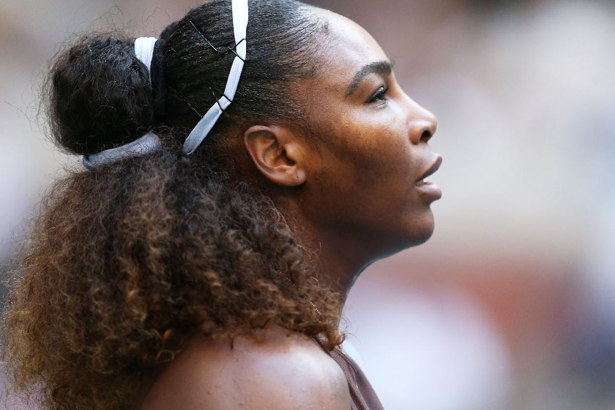 Serena Williams just dropped a powerful music video for Breast Cancer Awareness Month
