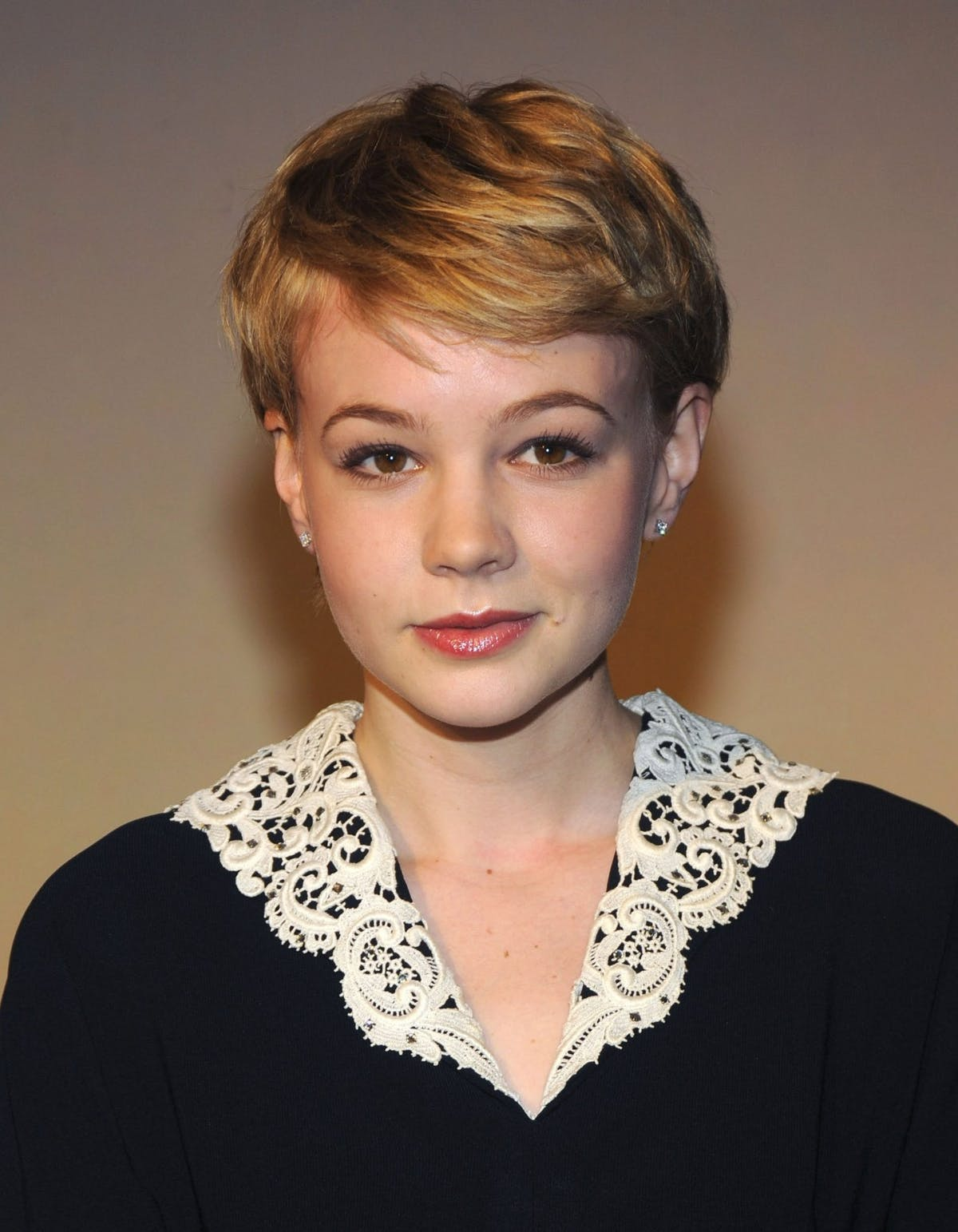 Pin on My Style Pinboard |Carey Mulligan An Education Hair