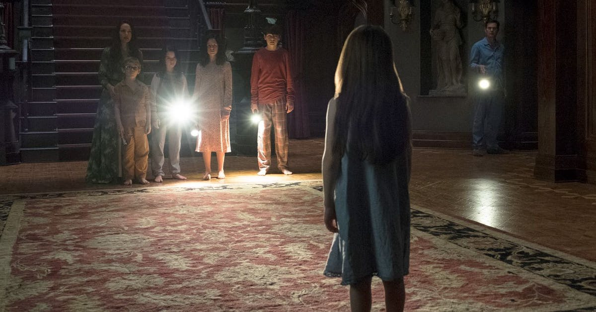 The Haunting of Bly House: sequel to Netflix horror series is launching early 2020