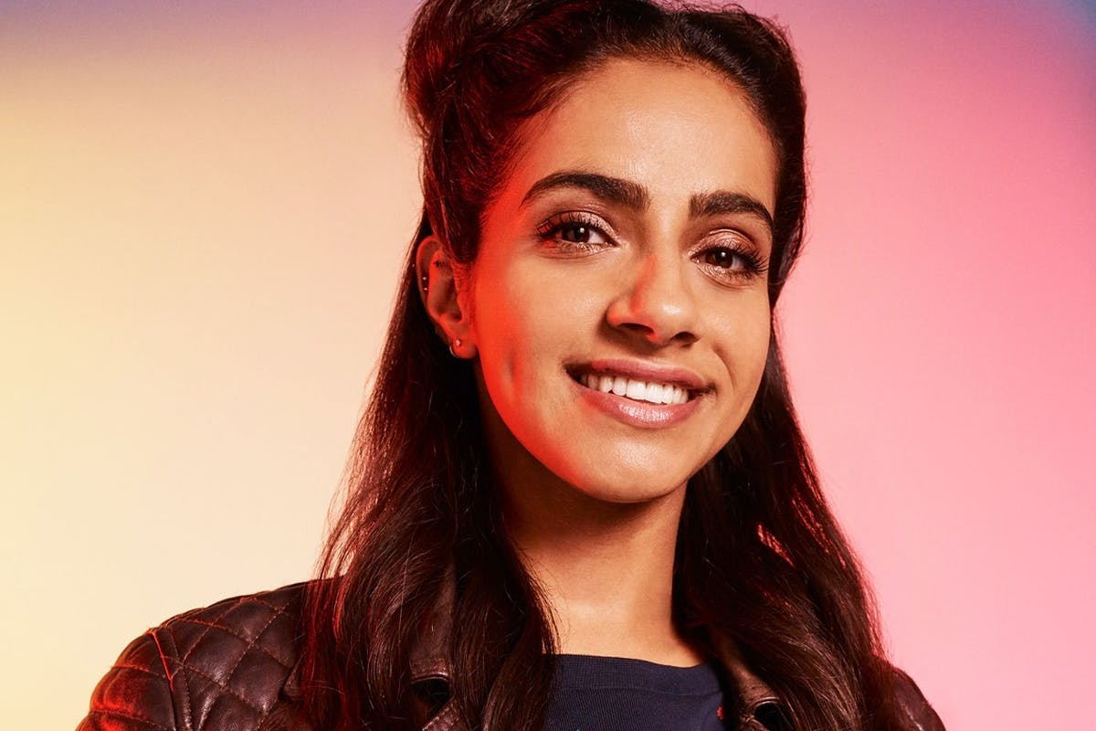 Doctor Who - Mandip Gill as Yaz