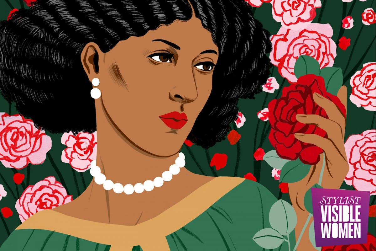 This pre-Raphaelite muse was Britain's most visible Victorian woman of colour