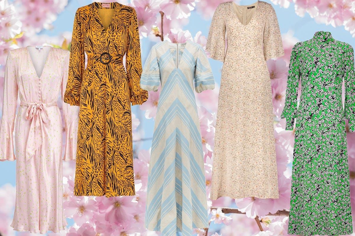 Dresses to wear to winter weddings.