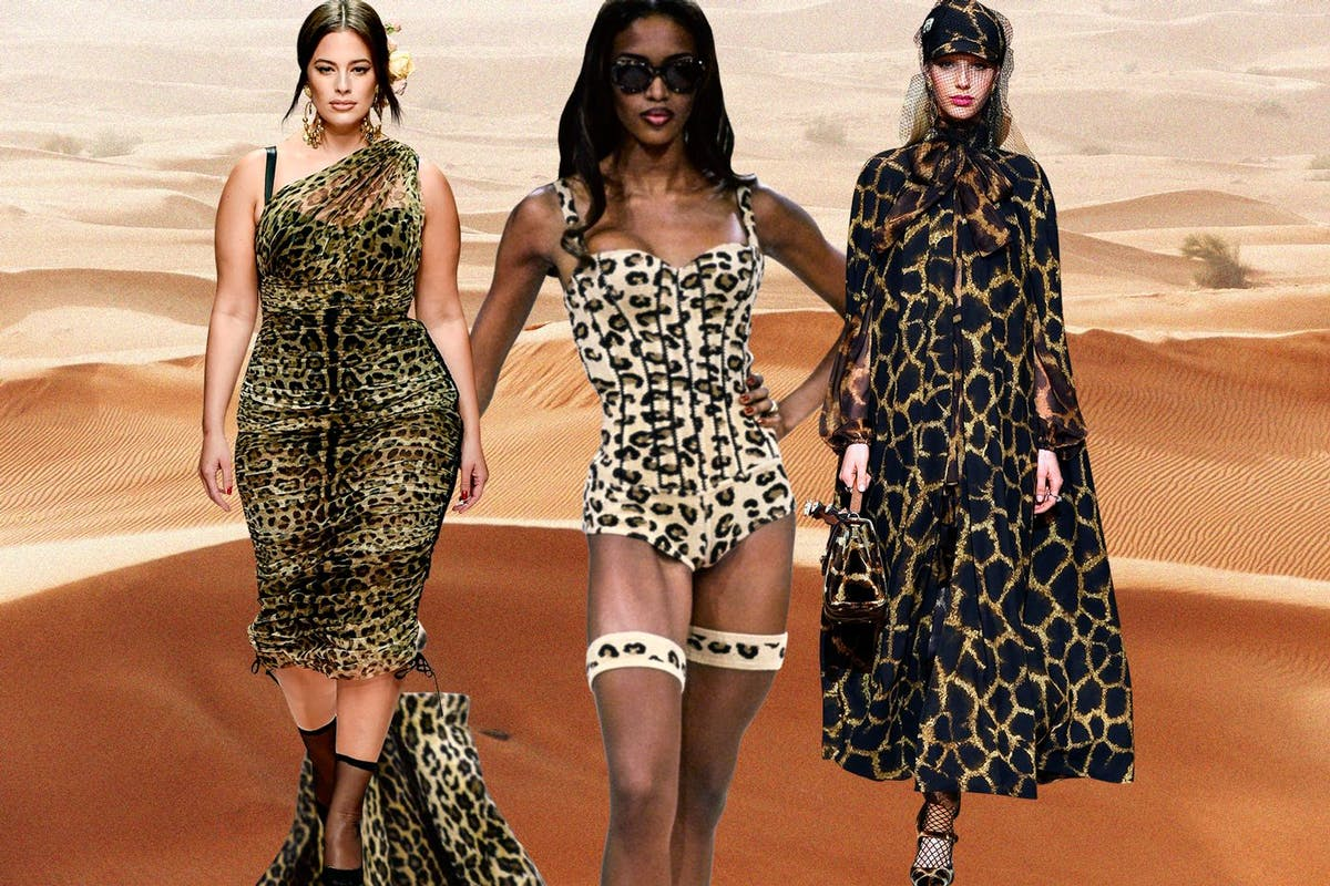 """03de23537339 Fashion: """"Leopard print is the new neutral – and I'm not happy about it"""""""