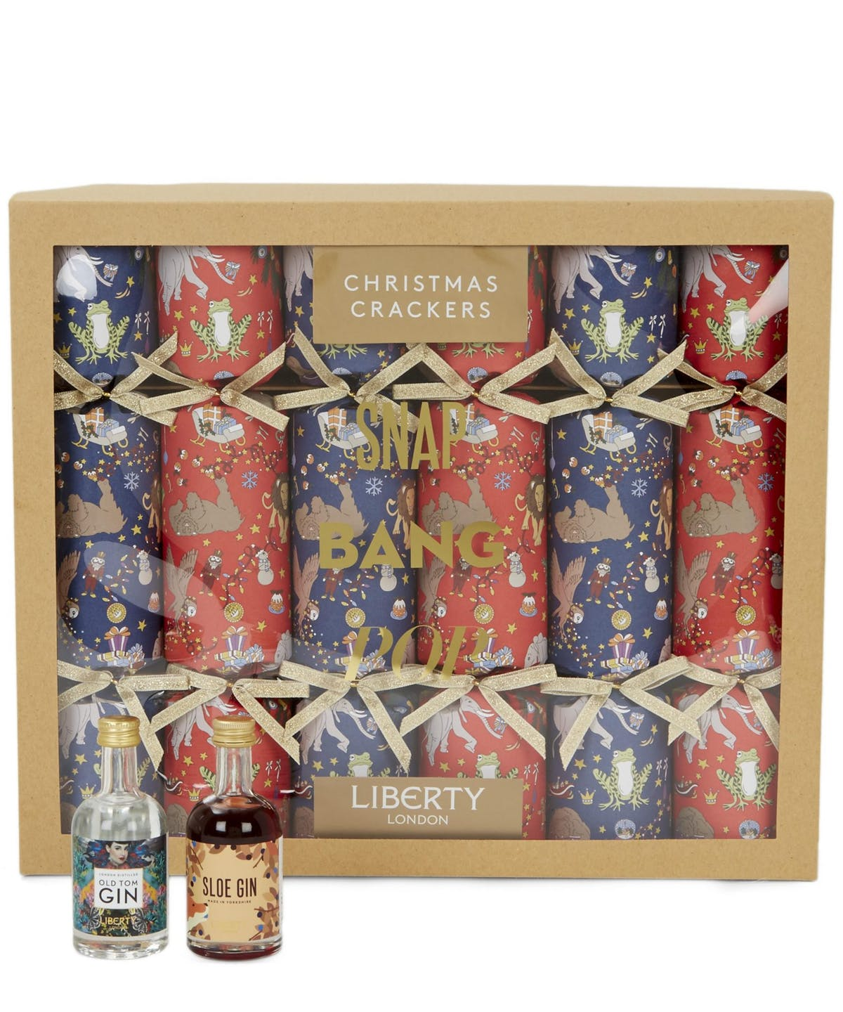 Christmas Crackers.Best Luxury Unusual Adult Christmas Crackers For 2019