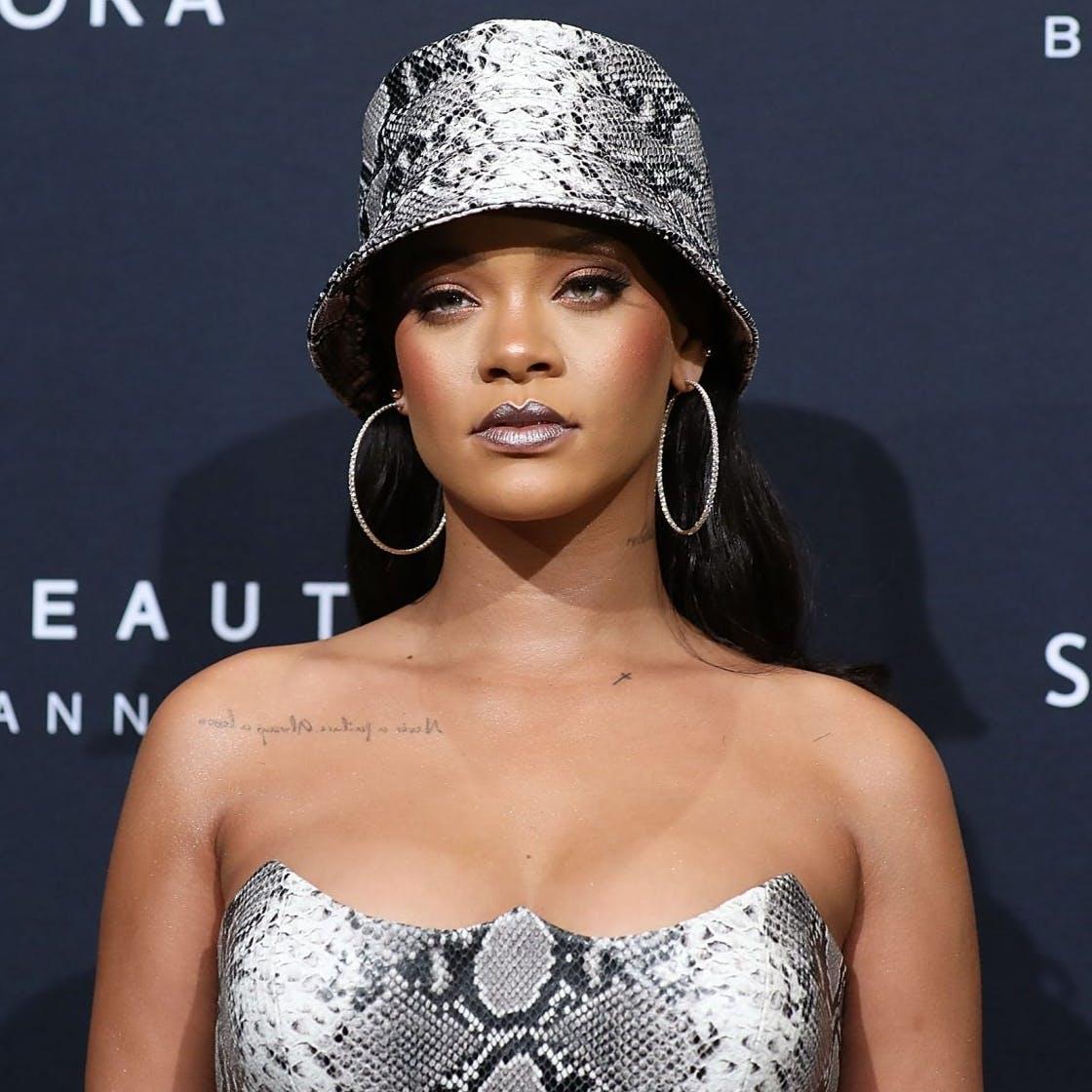 Rihanna And LVMH To Launch Luxury Fashion Brand, According