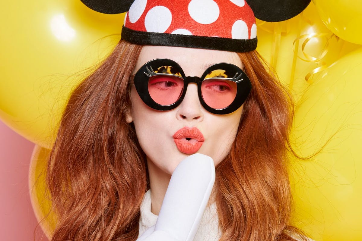 Disney x Karen Walker Sunglasses