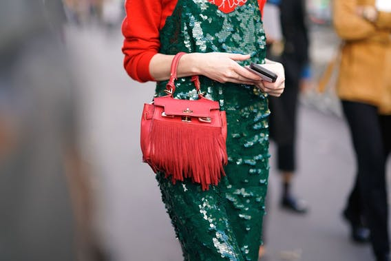 13 sequin dresses to get you in the Christmas party mood