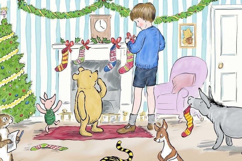 winnie the pooh christmas traditions worth saving