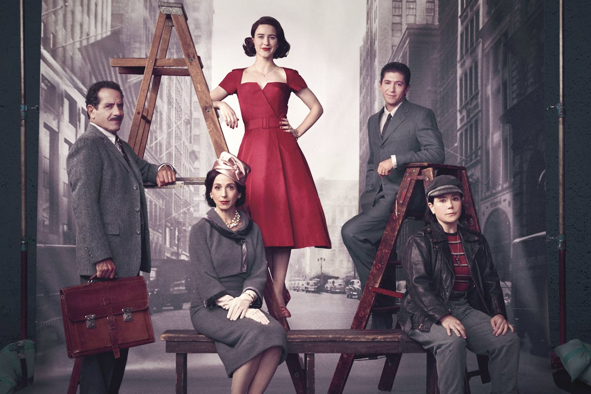Image result for the marvelous mrs maisel