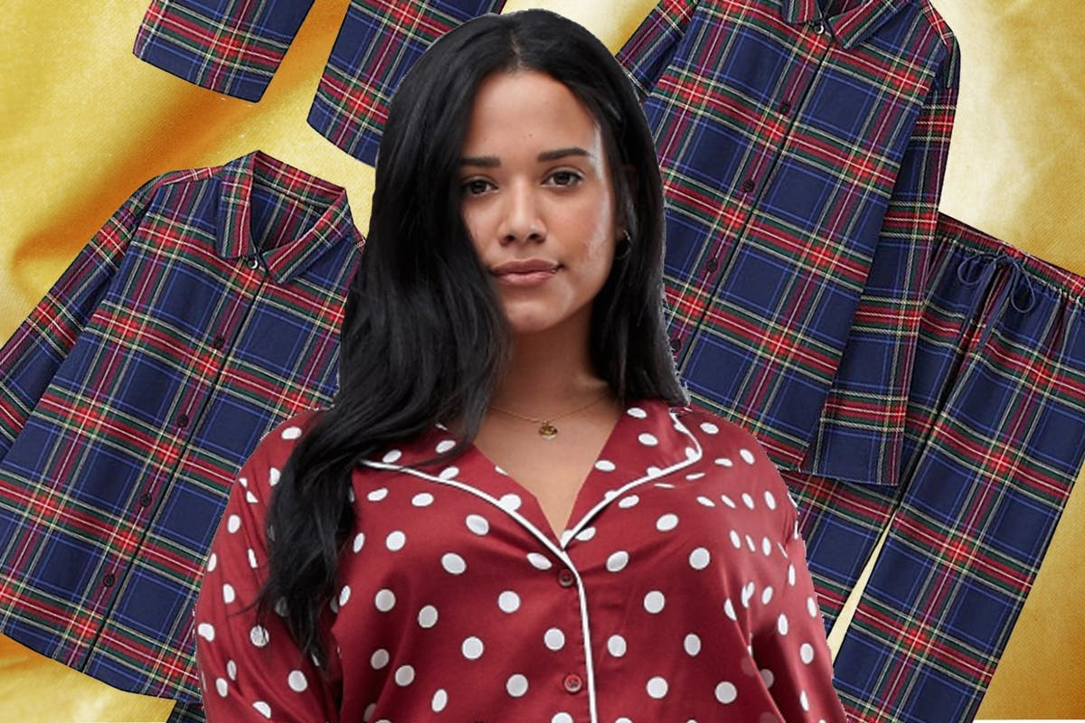 12 cosy pyjamas for staying in this winter