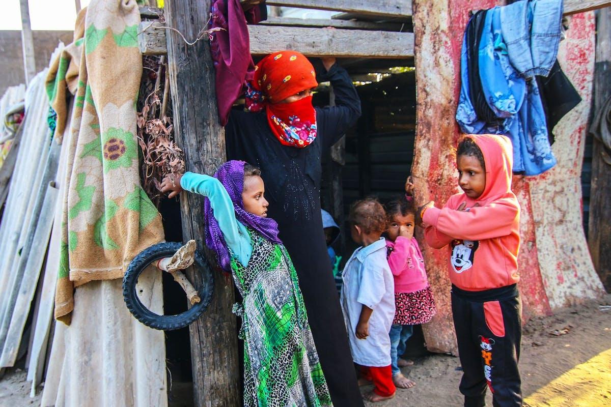 yemen crisis famine