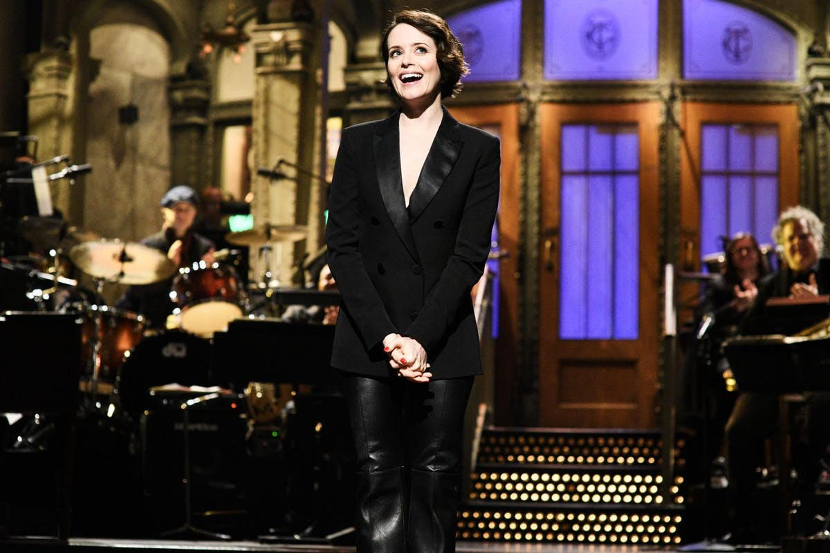 Claire Foy was our fave SNL host of the year - here's why