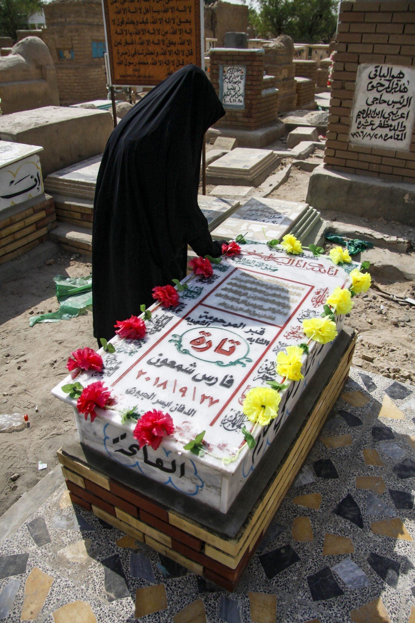 Woman Basra