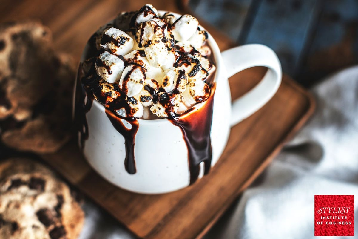Institute of Cosiness - how to make the ultimate hot chocolate