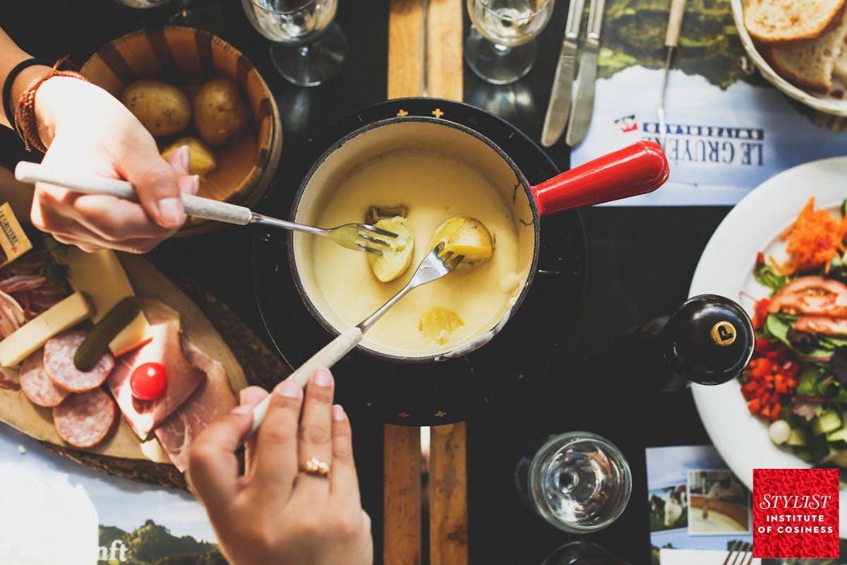 Create a cheesy feast