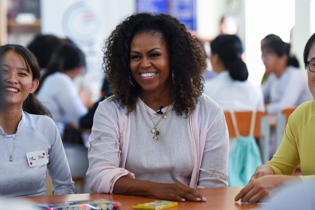 imposter syndrome michelle obama