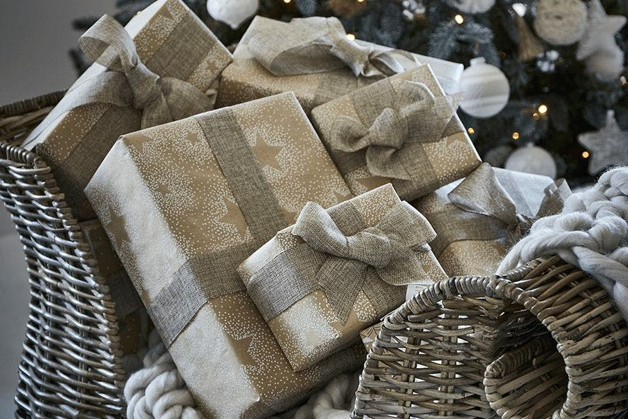 9 stylish festive wrapping papers that will help you win Christmas