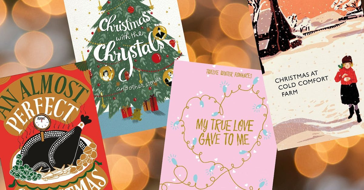 12 Christmassy books to get you in the festive spirit