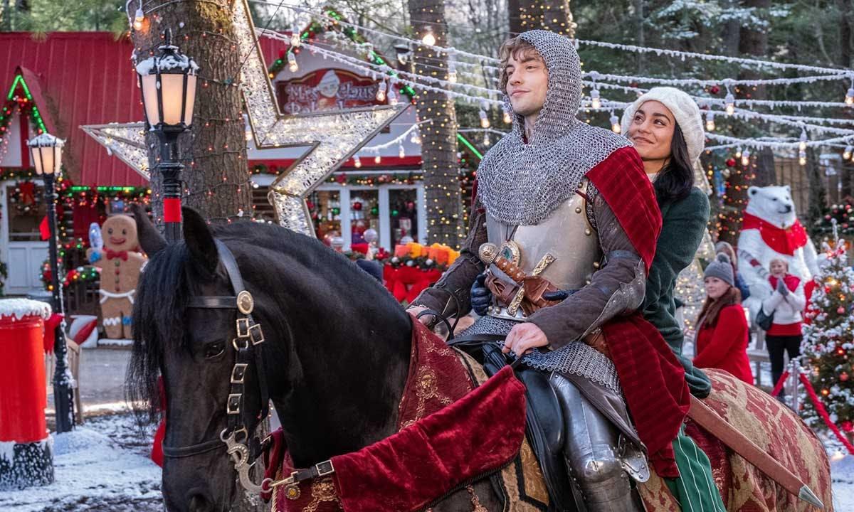 Finding John Christmas.The Best Christmas Films On Netflix