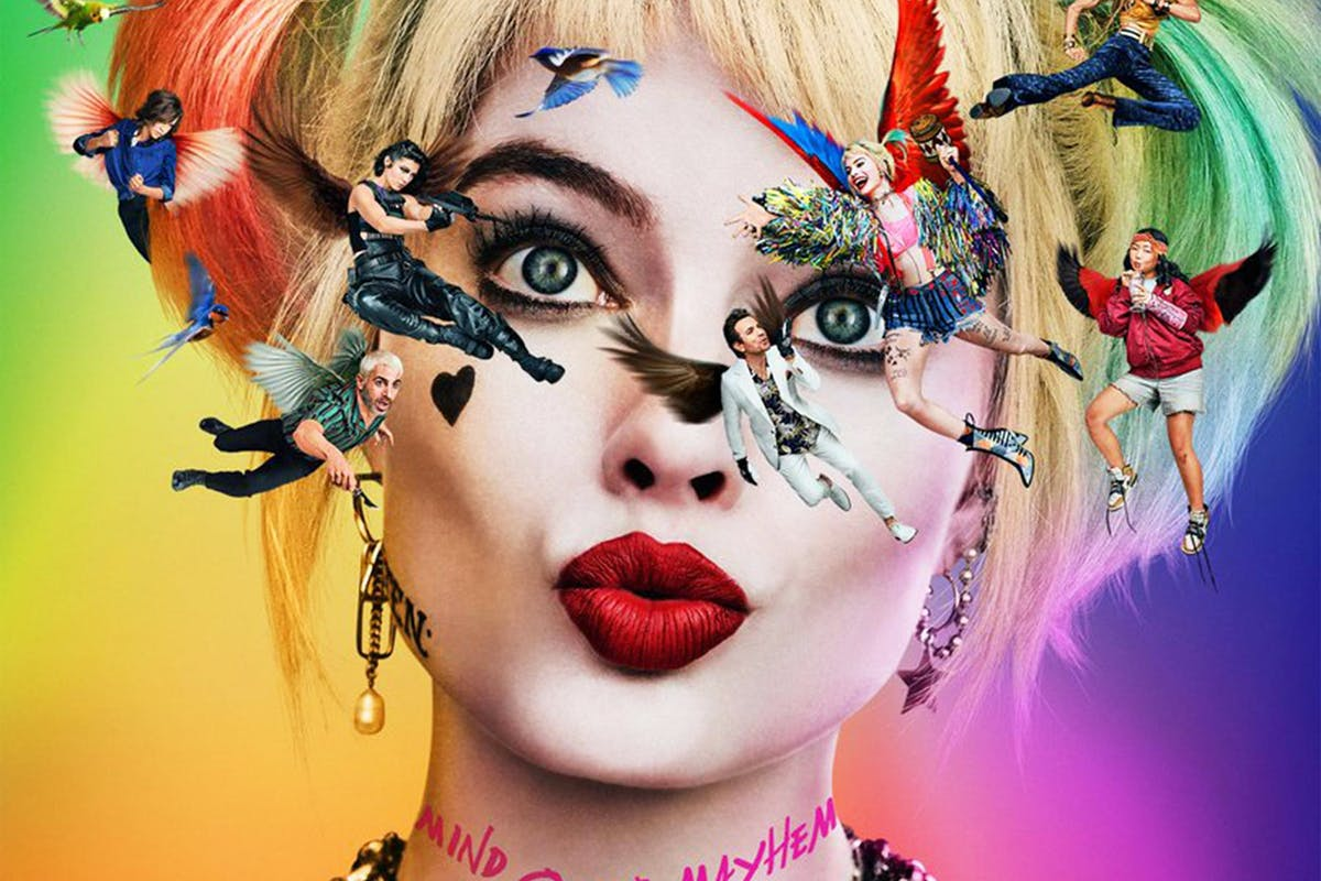 Birds Of Prey Trailer Margot Robbie Shines In New Clip