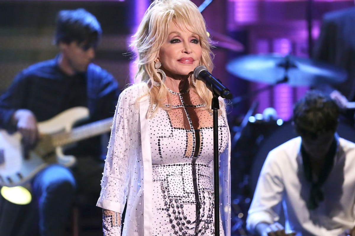 Dolly Parton music dumplin netflix