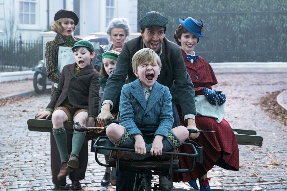 Disney, 2018: Mary Poppins Returns