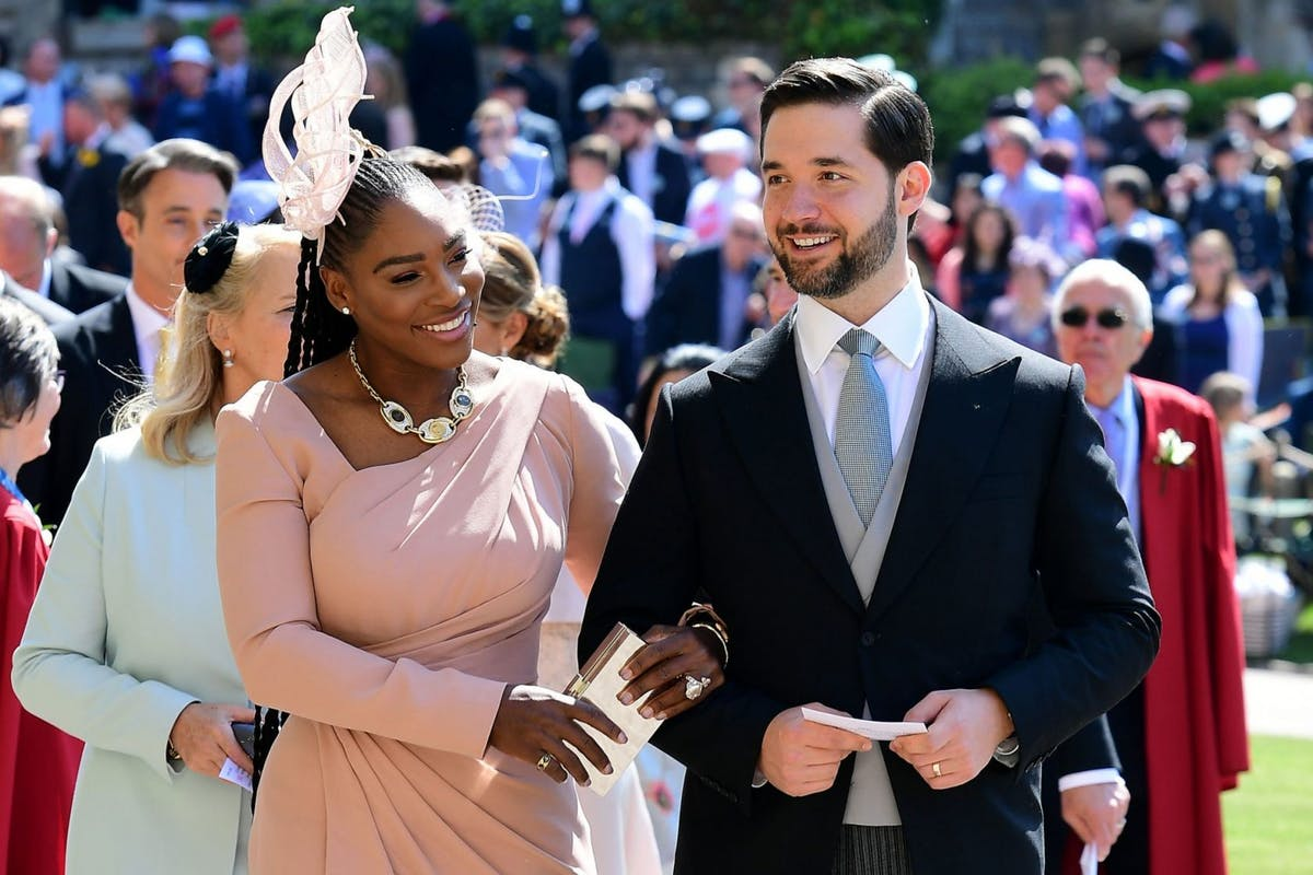 Serena Williams just shared the best piece of dating advice