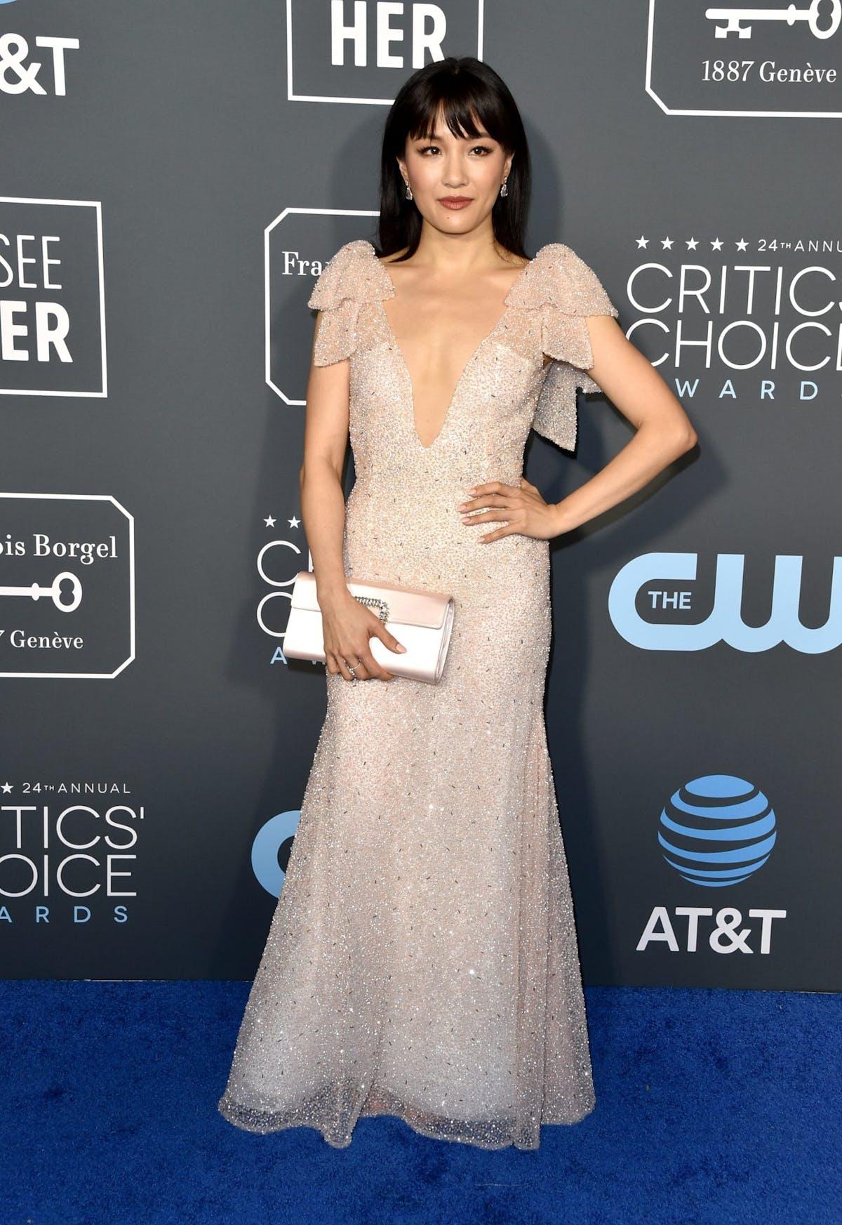Critics Choice Awards 2019 The Best Red Carpet Looks