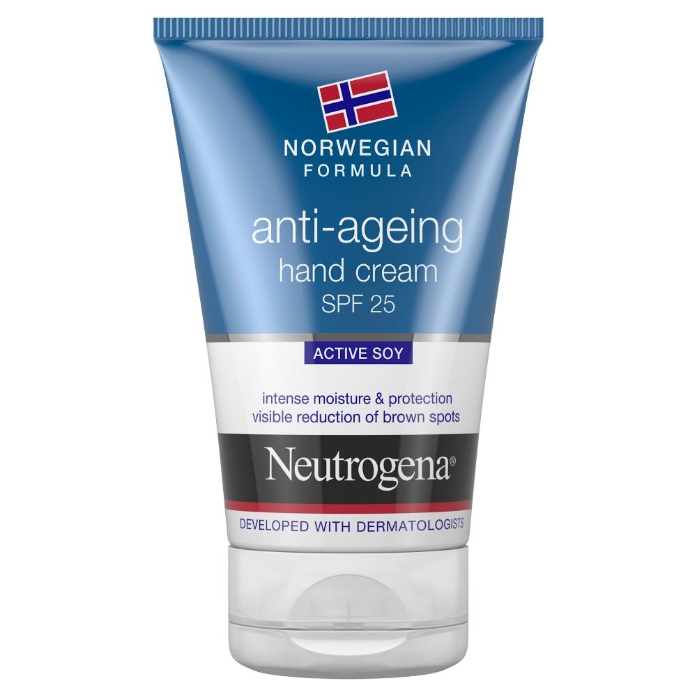 Neutrogena Norwegian Formula Anti Ageing Hand Cream, SPF25