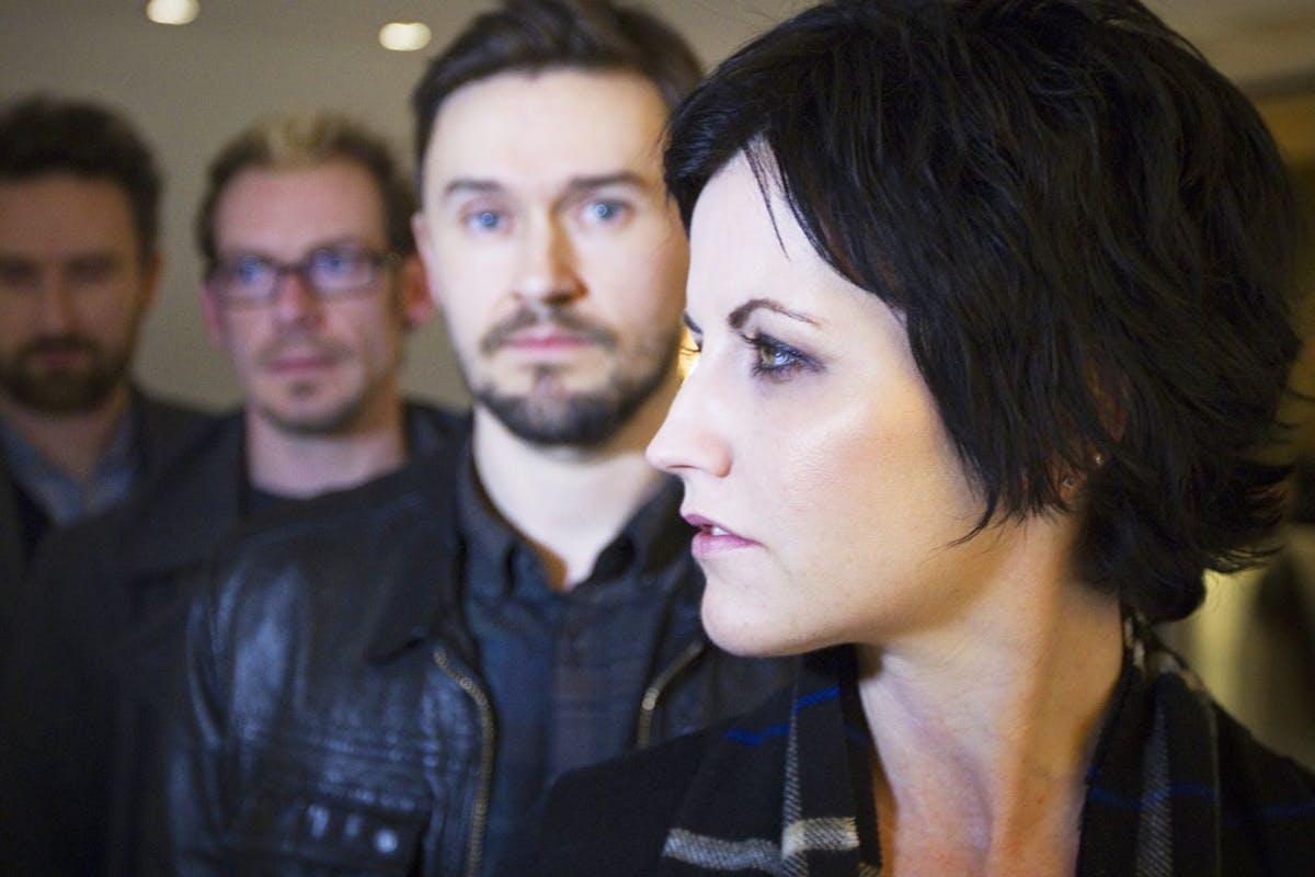 Dolores O'Riordan - The Cranberries