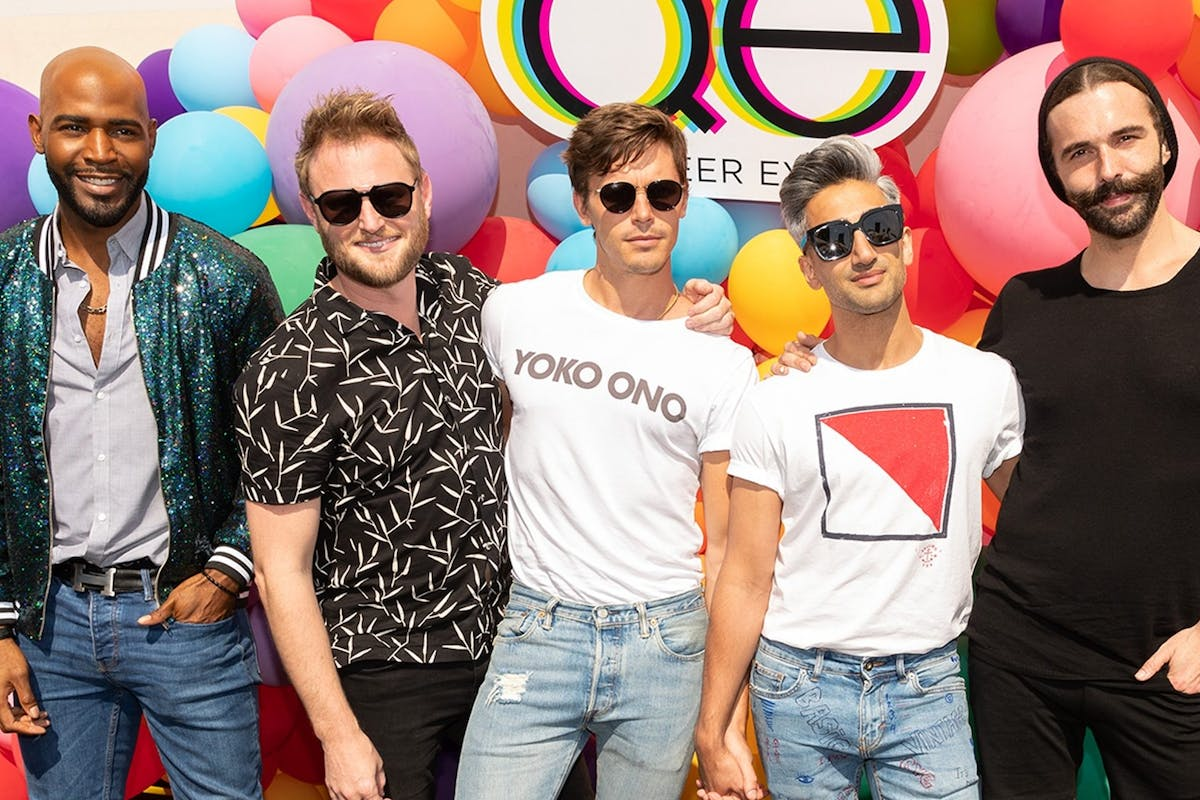 It's official: Queer Eye is heading to Japan