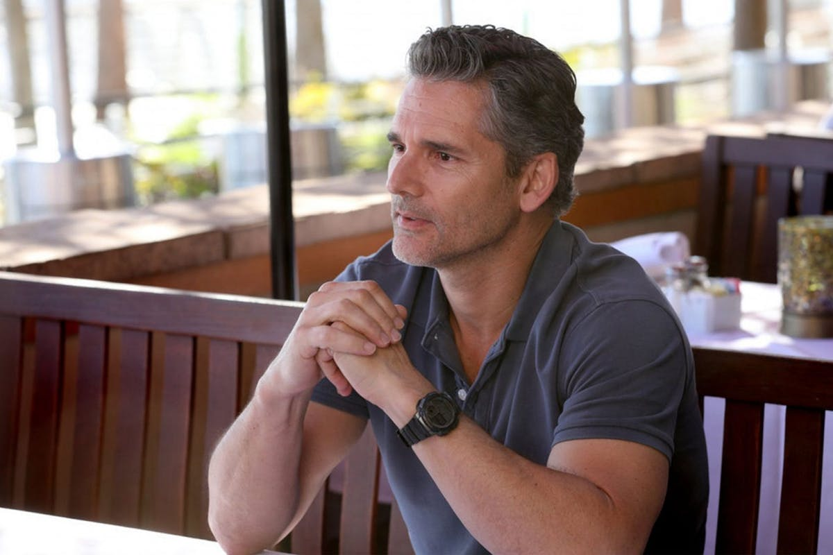 Eric bana in Netflix's Dirty John