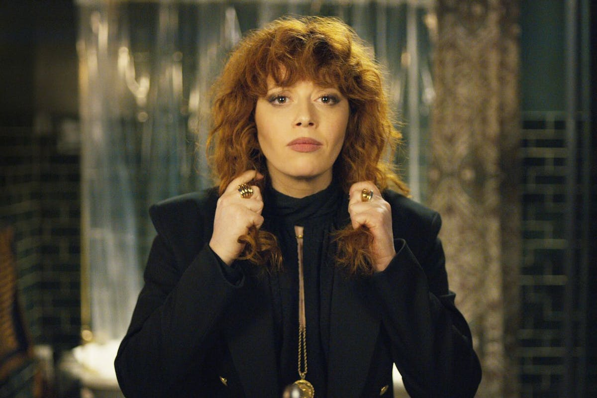 Natasha Lyonne in Netflix's Russian Doll