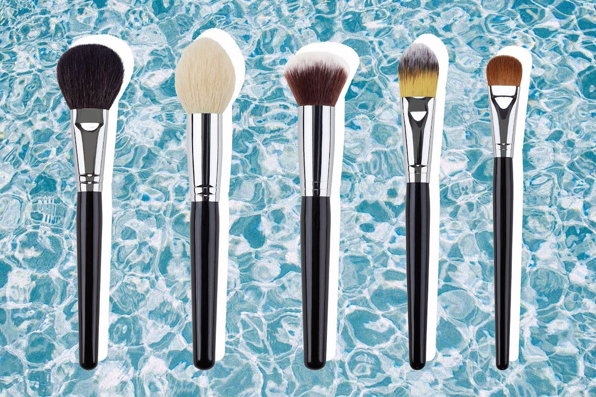 b6b39b32d47a0b The best and fastest ways to clean your make-up brushes and sponges ...