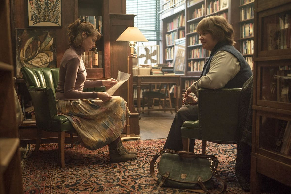 Film Review | Can You Ever Forgive Me? starring Melissa McCarthy and Richard E. Grant
