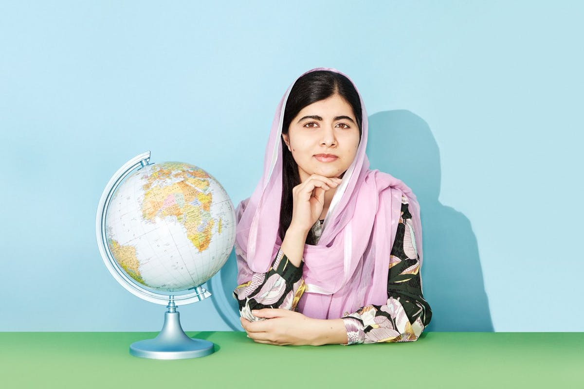 Malala Yousafzaii