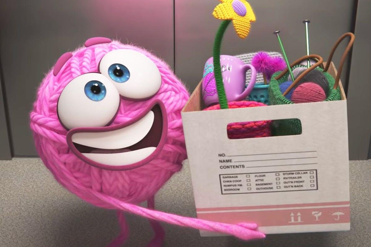Disney Pixar's Purl