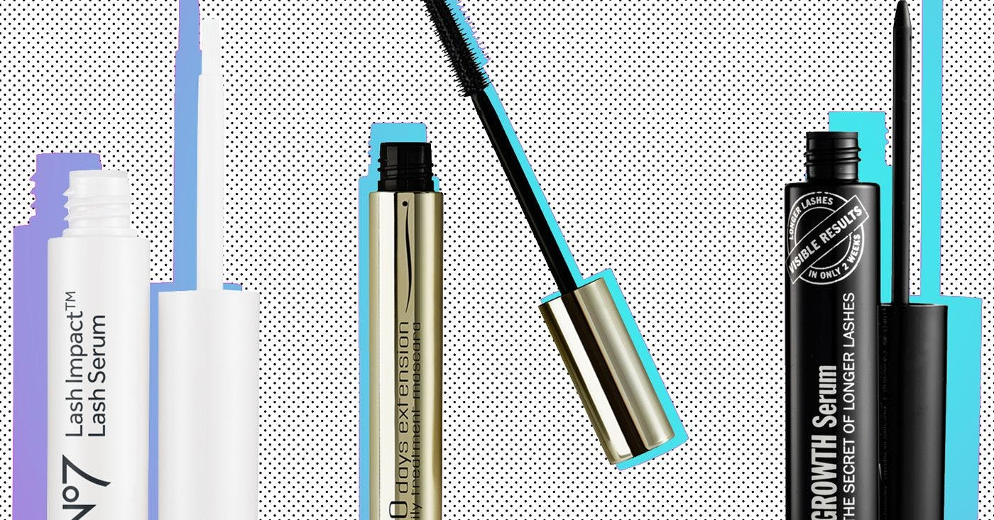 These are the best eyelash growth serums for longer lashes