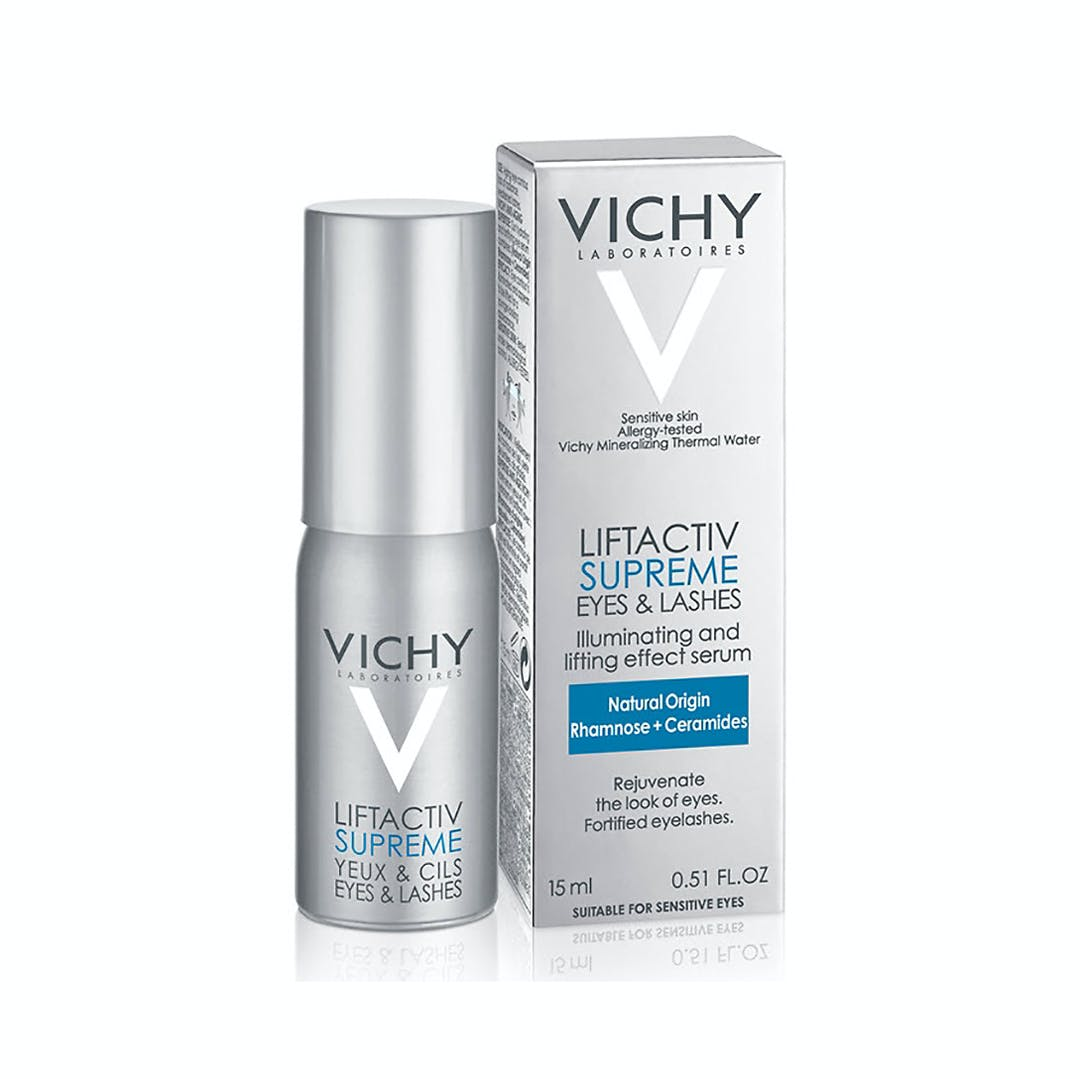 8aeccacb9e5 Vichy LiftActiv Supreme Eyes & Lashes Illuminating and Lifting Effect Serum