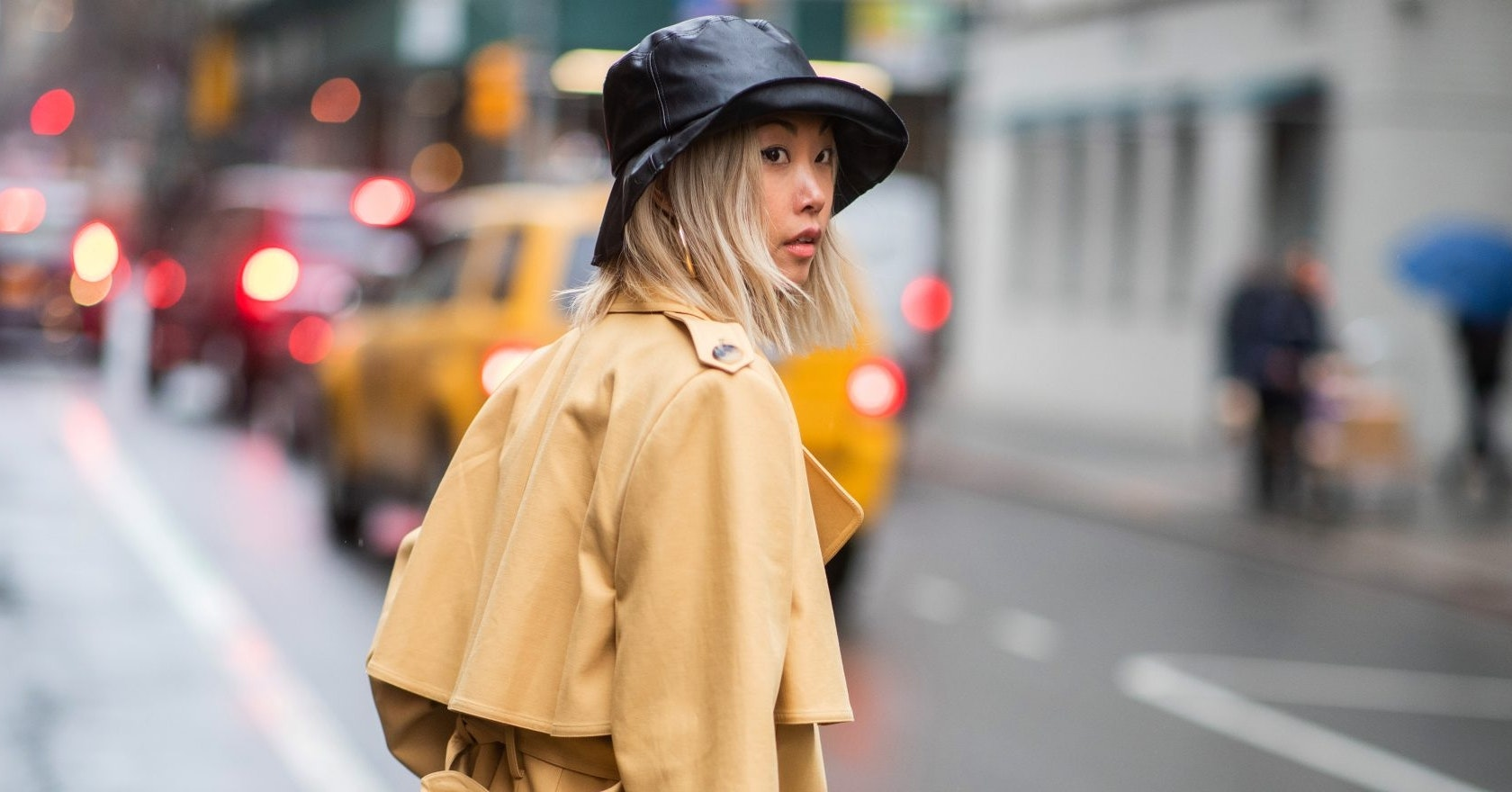 These Are The Hats Hairbands And Scarves Bossing New York Street Style