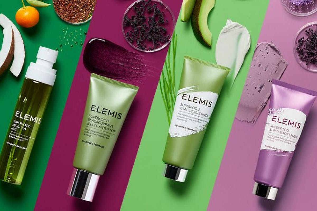 Win a £500 Elemis VIP treatment and skincare bundle