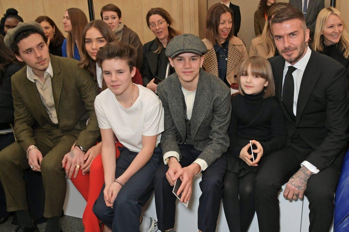 David Beckham, Beckhams aw19