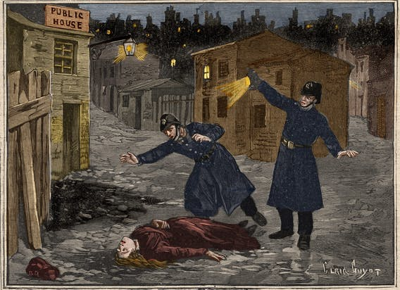 The women killed by Jack the Ripper are finally having their