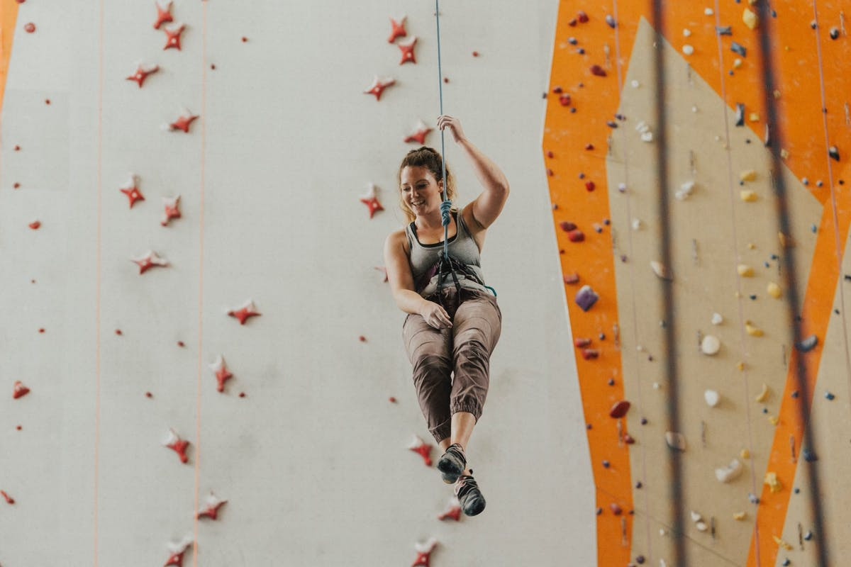 Image result for rock climbing trainer