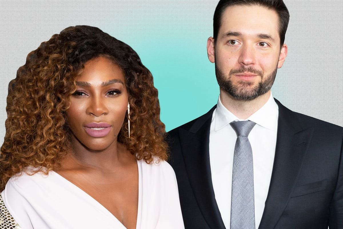 Why it's important that Alexis Ohanian always puts Serena Williams' career first