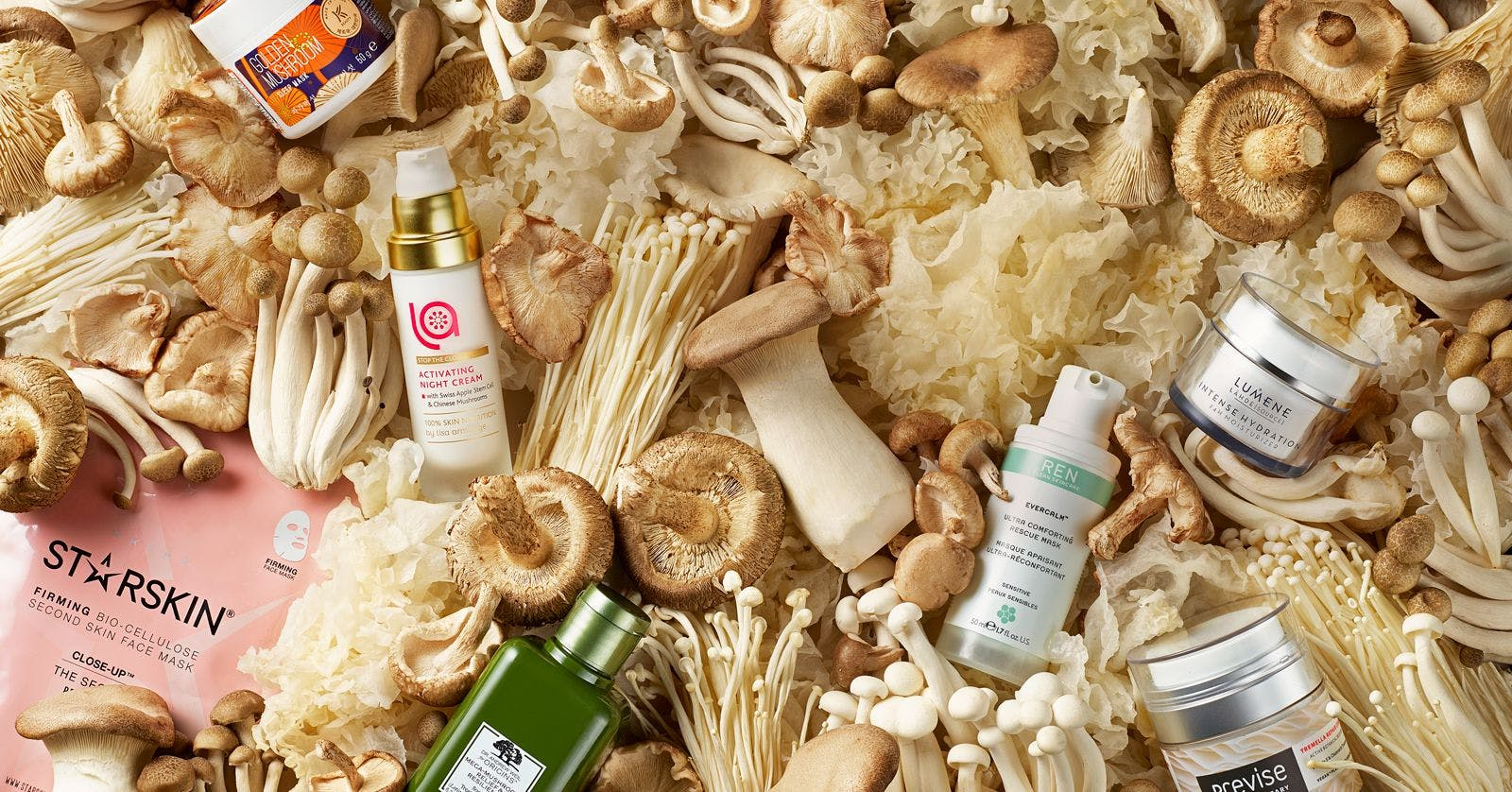 Why you need to add mushrooms to your skincare routine