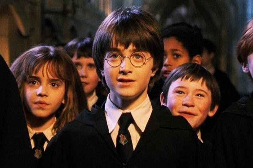 Daniel Radcliffe found fame playing the eponymous wizard in Harry Potter.
