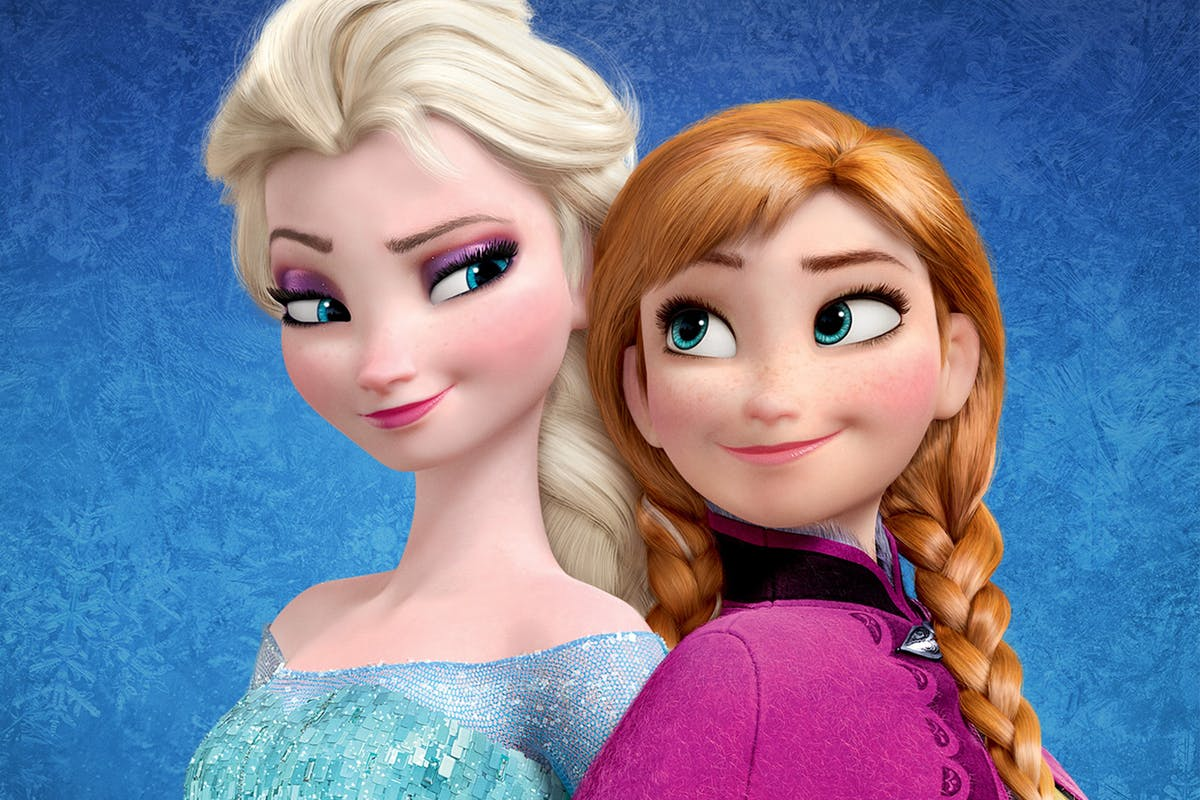 Frozen 2: Elsa and Anna