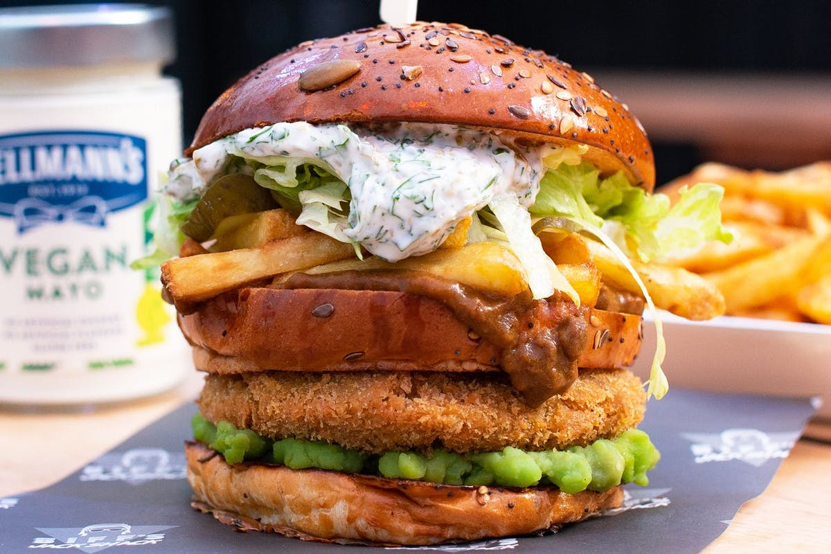 The 5 Best Vegan Burgers In London