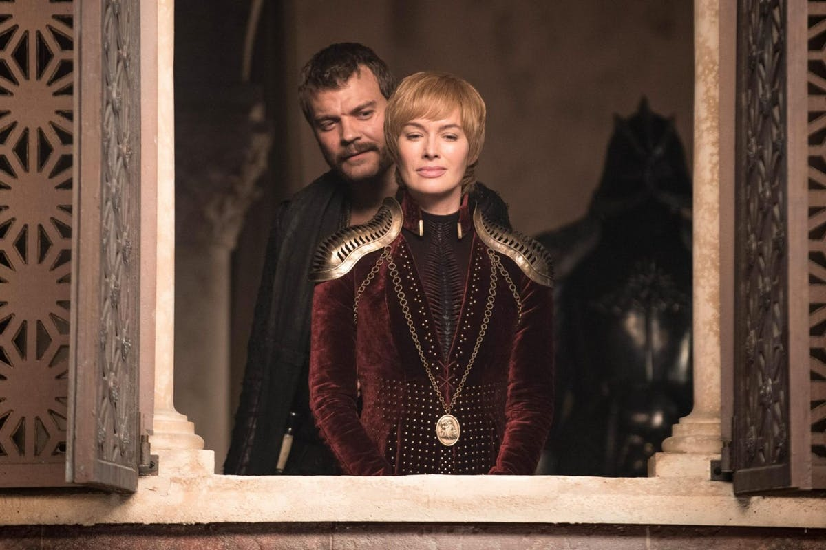 Game of Thrones' Cersei Lannister in new Season 8 Episode 4 picture